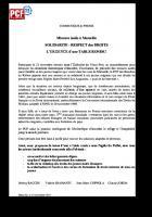 [PCF 13] Mineurs isolés à Marseille