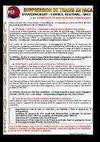 [Cheminots] « ILS DETRUISENT LE SERVICE PUBLIC FERROVIAIRE »
