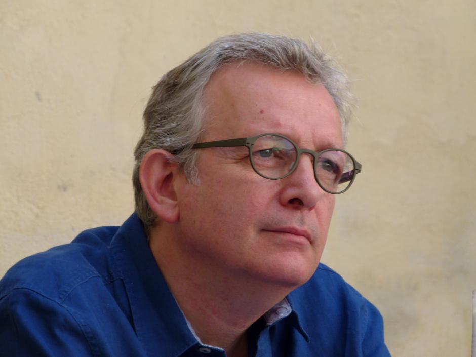Pierre Laurent, Festival d'Avignon 2015, Maison Jean VILAR