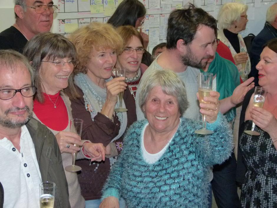 Une belle fête pour une campagne électorale des départementales réussie !