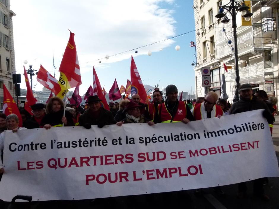Pour une ambition de santé publique à Marseille